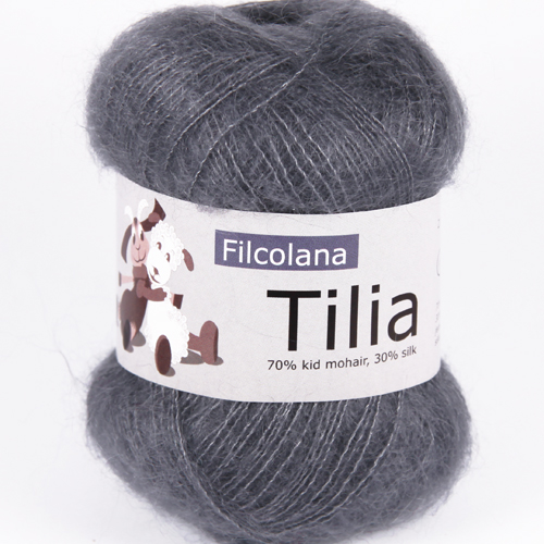 FILCOLANA Tilia 25g, Farbe 338 frost grey