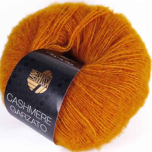 LANA GROSSA Cashmere Garzato 25g, Farbe 1 cognac