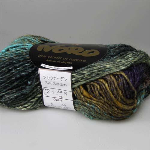 NORO Silk Garden 50g -im Superangebot- Farbe  245