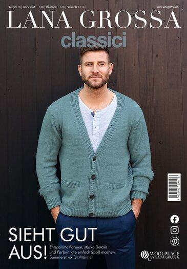 LANA GROSSA Magazin Classici No 20 Men