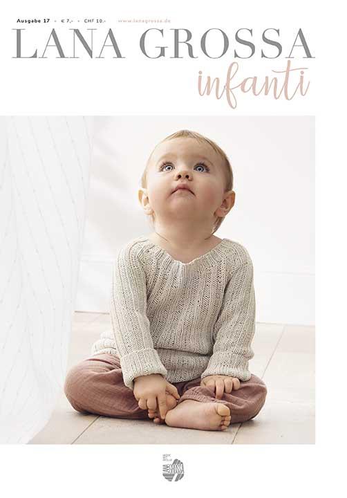 LANA GROSSA Magazin Infanti No 17