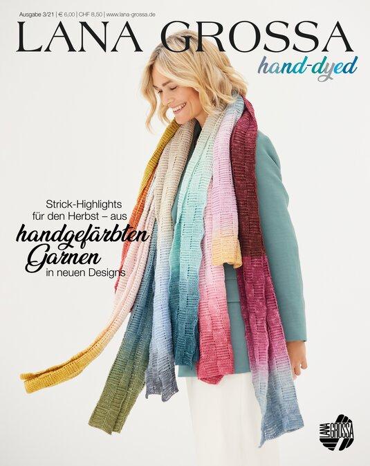 Magazin LANA GROSSA hand-dyed No.3