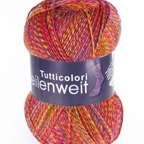LANA GROSSA Meilenweit Tutticolori 100g