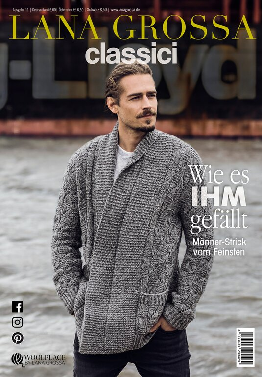 Magazin LANA GROSSA classici No.19 men
