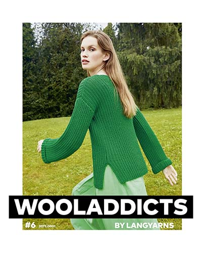 LANGYARNS Wooladdicts Magazin No.6