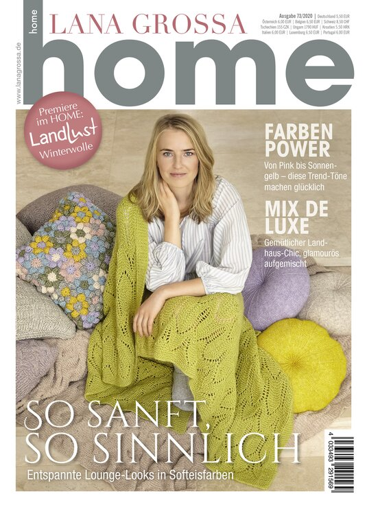 LANA GROSSA Magazin Home No.73