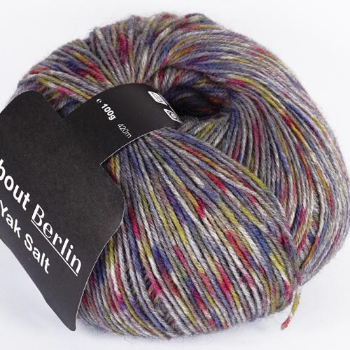 627 dunkelblau/grau/grün/rosa