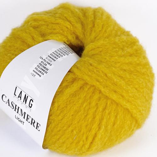 LANGYARNS Cashmere Light 25g, Farbe 14 gelb
