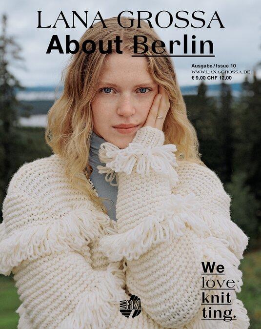 Magazin LANA GROSSA About Berlin No.10