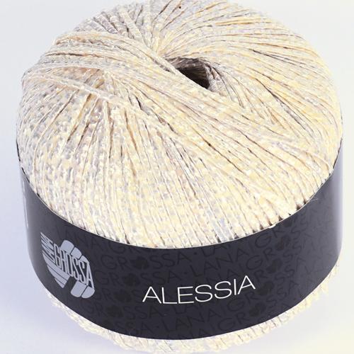 LANA GROSSA Alessia 50g Farbe 1 Creme