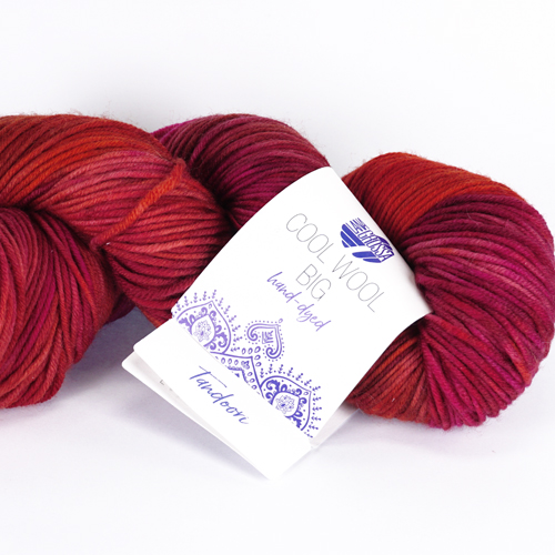LANA GROSSA Cool Wool Big Hand-Dyed 100g