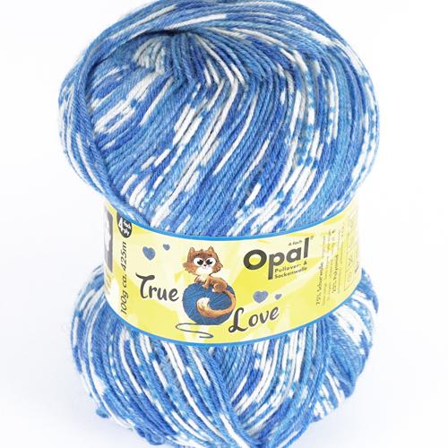 OPAL True Love 4-fach 100g, Farbe 9862 strickliebe