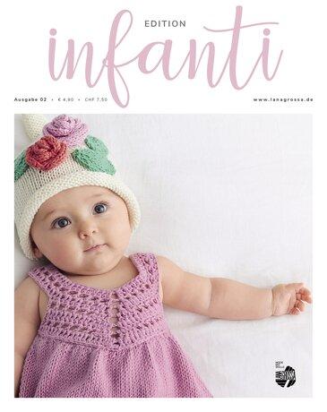 LANA GROSSA Magazin Infanti Edition 2