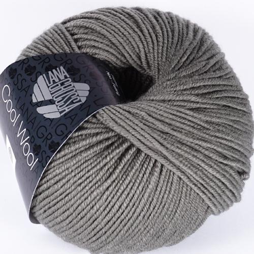 LANA GROSSA Cool Wool Farbe  2073 khaki