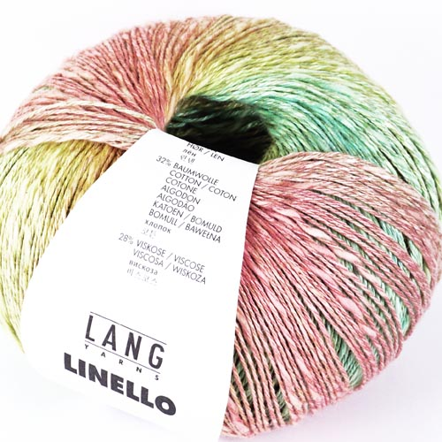 LANGYARNS Linello 100g Farbe 52 pastell