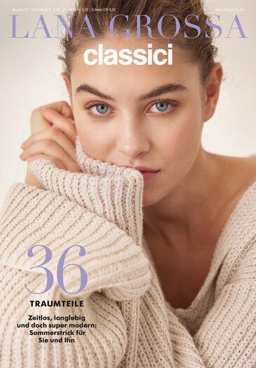 LANA GROSSA Magazin Classici No 20 Women