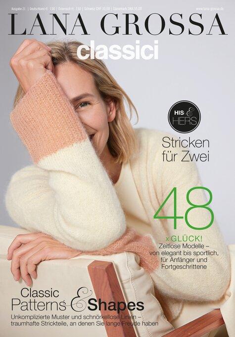 LANA GROSSA Magazin Classici No 21