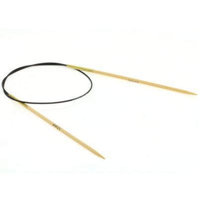 LANA GROSSA Bambus Rundstricknadel Länge 60cm  Stärke 6