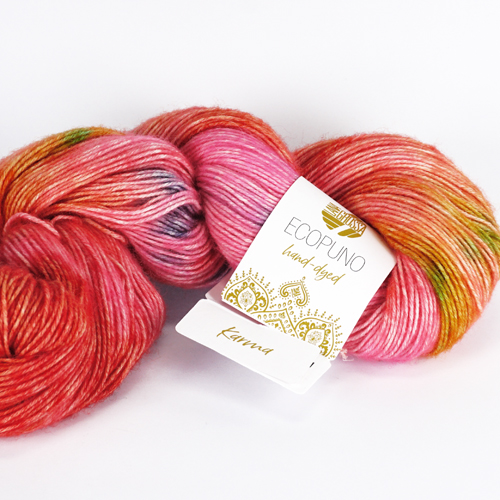 LANA GROSSA Hand-Dyed Ecopuno 50g