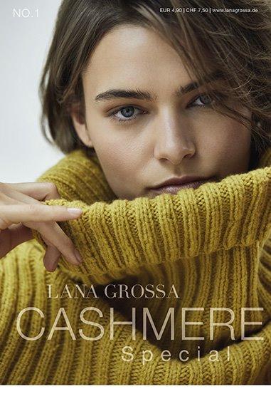 Magazin LANA GROSSA Cashmere Spezial No1